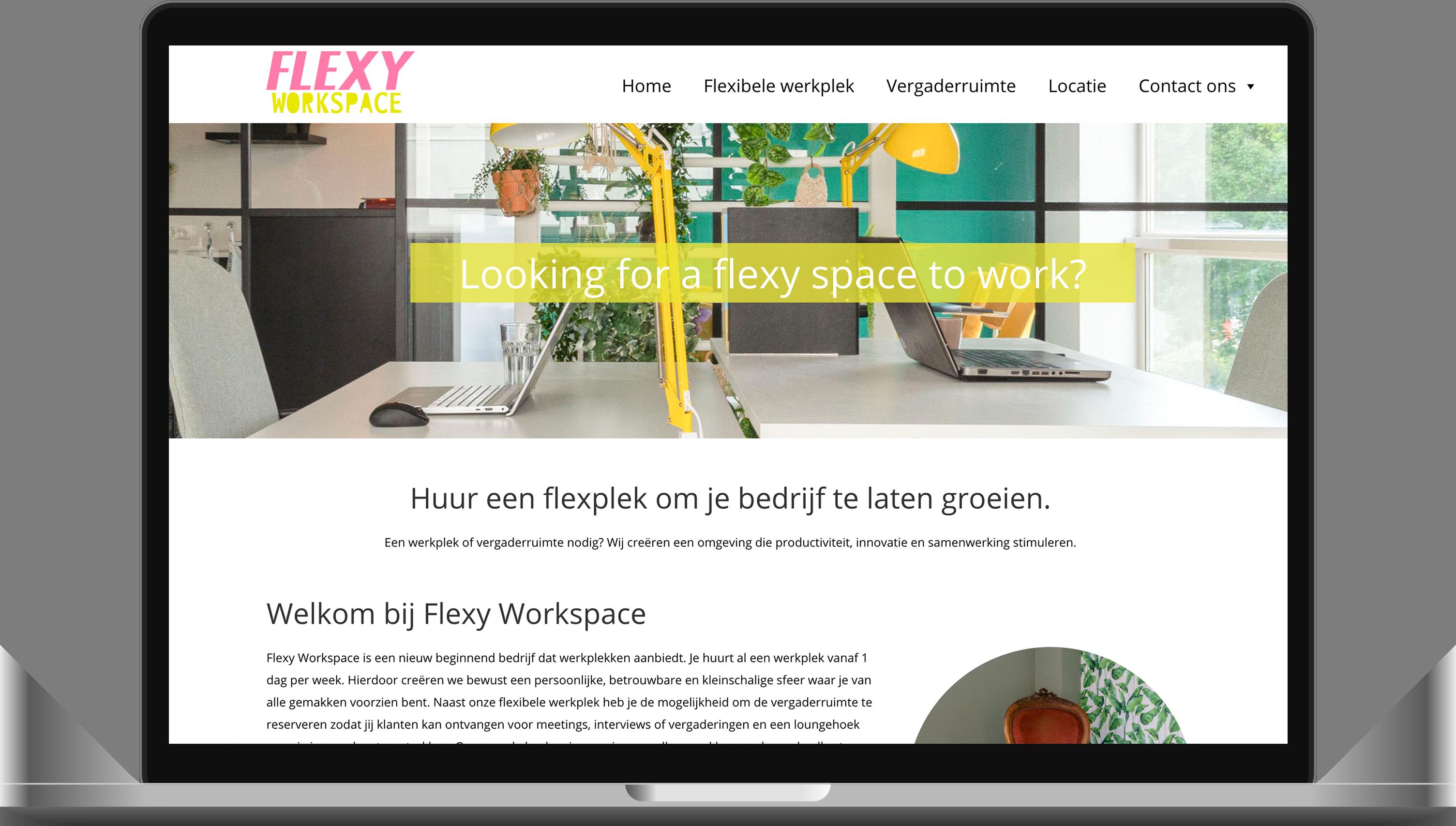 Werk Design Maker | Flexy Workspace
