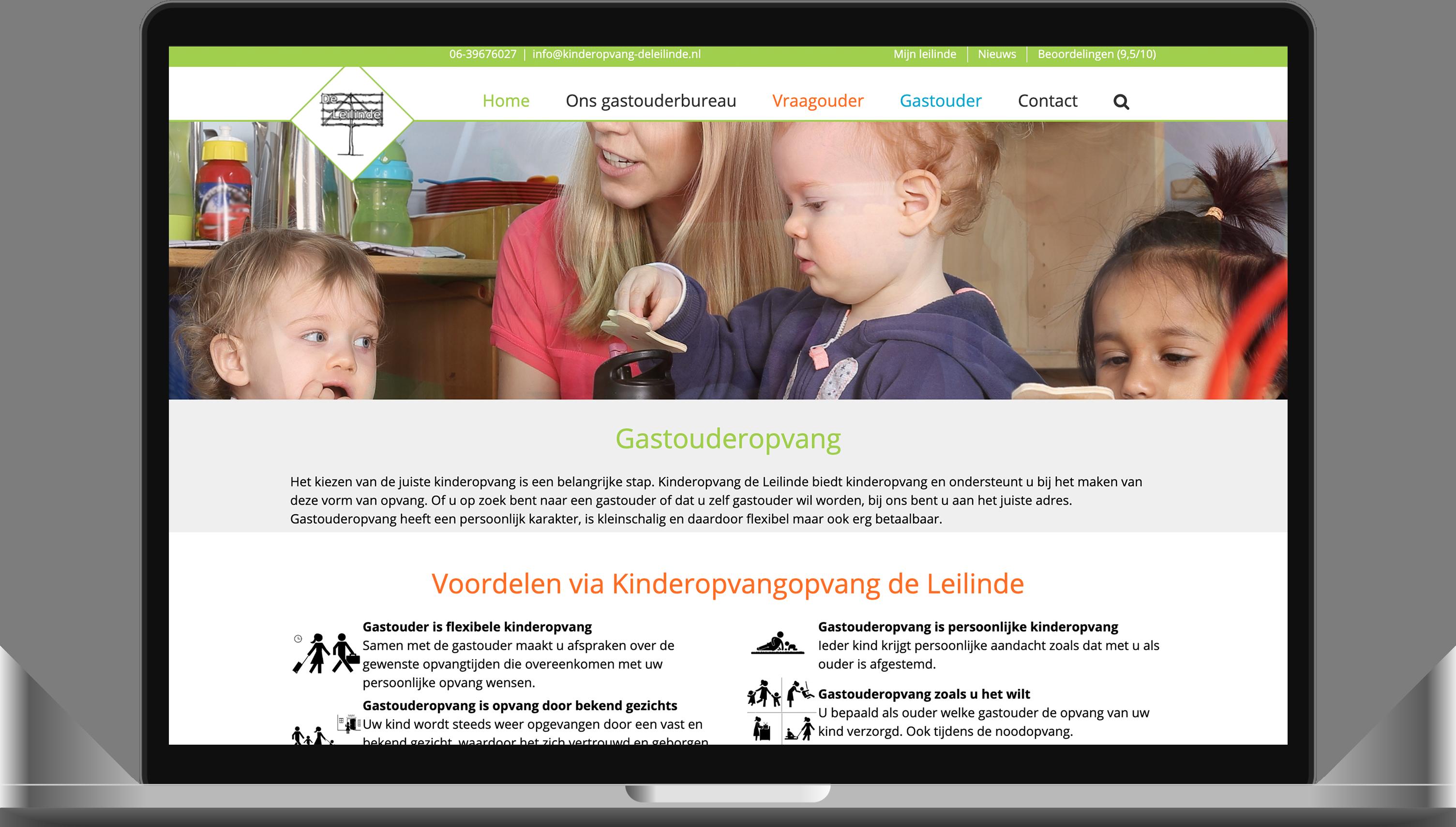 Werk Design Maker | Kinderopvang de Leilinde